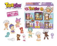Twozies minifigurines 12 grands amis, série 2
