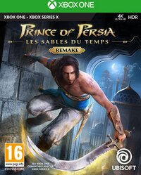 Xbox One Prince of Persia: Les sables du temps Remake FR/ANG