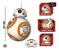 Robot Star Wars droïde BB-8