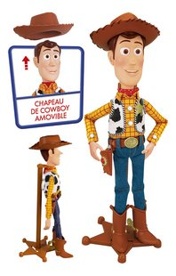 Figurine interactive Toy Story 4 Woody The Sheriff Parlant-Détail de l'article