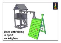 Fox play houten speeltoren Baltimore-Afbeelding 3