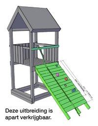 Fox play houten speeltoren Baltimore-Artikeldetail