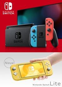 Nintendo Switch Console Lite grijs-Afbeelding 1