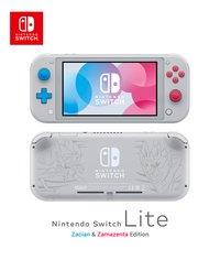 Nintendo Switch Console Lite Pokémon Zacian & Zamazenta Edition-Afbeelding 1