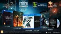 PS4 Final Fantasy VII Remake Deluxe Edition ENG/FR-Artikeldetail