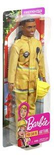 Barbie mannequinpop Careers Ken Brandweer-Linkerzijde