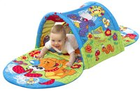 Playgro tapis de jeu/tunnel Puppy Playtime Tunnel Gym-Image 1
