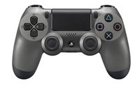 PS4 manette DualShock Wireless Steel Black