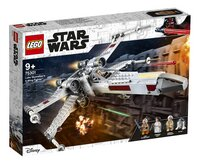 LEGO Star Wars 75301 Le X-Wing Fighter de Luke Skywalker-Côté gauche