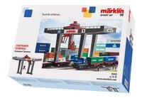 Märklin Terminal pour conteneurs-Côté droit