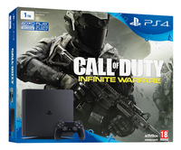 Playstation 4 console 1 To + Call of Duty Infinite Warfare