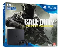 Playstation 4 console 1TB + Call of Duty Infinite Warfare