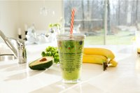 Kikkerland Smoothie Recipe Glass-Afbeelding 4
