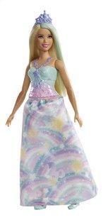 Barbie mannequinpop Dreamtopia Prinses Regenbogen-Rechterzijde