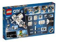 LEGO City 60227 Ruimtestation op de maan-Achteraanzicht