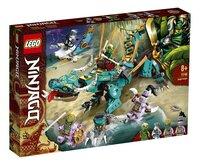 LEGO Ninjago 71746 Le dragon de la jungle-Côté gauche