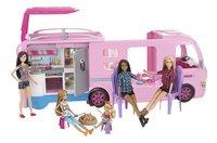 Barbie set de jeu Camping Car-Image 1