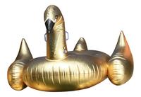 Sunvibes Opblaasbare zetel Gold Zwaan goud-Artikeldetail