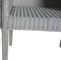 Tuinzetel Malaga lichtgrijs/grey wash-Artikeldetail