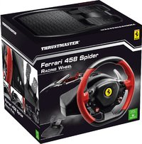 XBOX One Racing Wheel Ferrari 458 Spider met pedalen