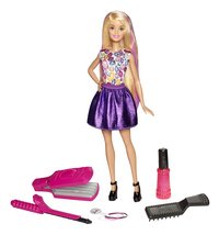 Barbie set de jeu D.I.Y. Crimp & Curl
