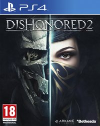 PS4 Dishonored 2 ENG/FR-Vooraanzicht