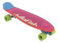 Chillafish skateboard Skatie RedMix-Vooraanzicht