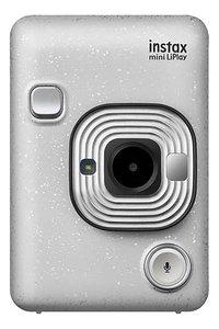 Fujifilm appareil photo instax mini LiPlay Stone White-Avant
