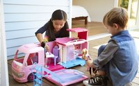 Barbie set de jeu Camping Car-Image 3