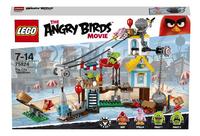 LEGO Angry Birds 75824 Pig City Teardown-Vooraanzicht