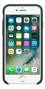 Apple coque en silicone pour iPhone 7 noir