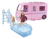 Barbie set de jeu Camping Car-Côté gauche