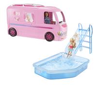 Barbie set de jeu Camping Car-Côté droit