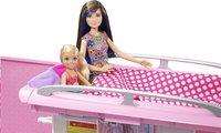Barbie speelset Camping Car-Bovenaanzicht