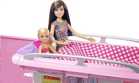 Barbie set de jeu Camping Car-Vue du haut