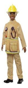 Barbie mannequinpop Careers Ken Brandweer-commercieel beeld