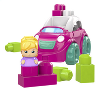 Mega Bloks Lil' Vehicles Catie Convertible-Artikeldetail