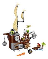 LEGO Angry Birds 75825 Piggy Pirate Ship-Vooraanzicht