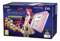 Nintendo 2DS console + New Style boutique 2 pre-installed