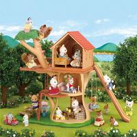 Sylvanian Families 4618 - Cabane dans les arbres-Image 3