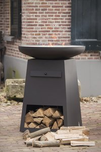 RedFire vuurschaal BBGrill Orion Classic Black-Afbeelding 1