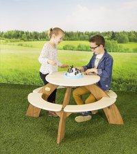 AXI table de pique-nique pour enfants Orion avec parasol-Image 2