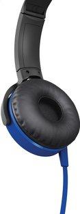 Sony casque MDR-XB450 bleu-Détail de l'article