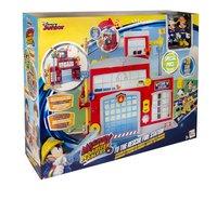 IMC Toys Mickey et ses amis : Top Départ ! La caserne de pompiers-Côté gauche