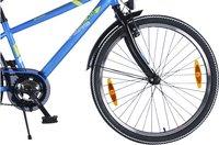 Citybike Blade 24/ bleu avec porte-bagages-Détail de l'article