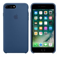 Apple coque en silicone pour iPhone 7 Plus Ocean Blue-Détail de l'article