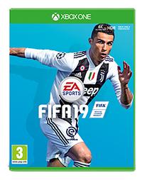 Xbox One FIFA 19 FR/NL-Avant