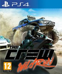 PS4 The Crew: Wild Run Edition FR/ANG