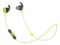 JBL écouteurs Bluetooth Reflect Mini 2 Lime-Avant