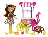 Enchantimals speelset Fruit cart-Vooraanzicht
